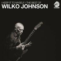 Wilko Johnson - I Keep It To Myself - 2xLP Vinyl Gatefold (New/Sealed)