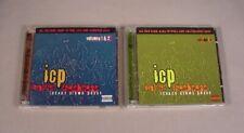 Insane Clown Posse 4 CD 's music Forgotten Freshness ICP Juggalo Compact Discs