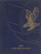 El Segundo High School Yearbook 1987 El Segundo, CA  (Golden Eagle) California
