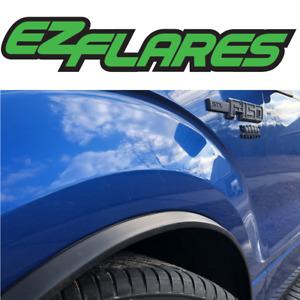 The Original EZ Flares Fender Trim Mud Guards for FORD BRONCO EXPLORER F150 F250