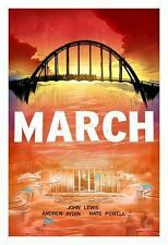 March by John Lewis (2016, Paperback)