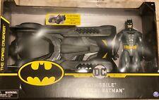 Batmobile & Tactical Batman Toy! DC Comics New! Great Gift! Fast Ship! 🔥🔥🔥🔥