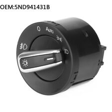 Headlight Switch Headlamp Switch Control 5ND941431B For VW Passat CC Jetta MK5