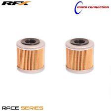 RFX FX0F10000 HF116 OIL FILTER  (PACK OF 2)   HONDA CRF250 2010 - 2017