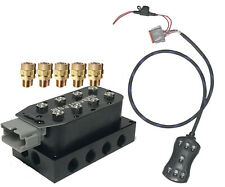 V AirRide Suspension Manifold Valve 3/8