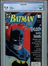 Batman #426 Death in the Family Book 1 CBCS  9.4 NM DC Comics 1993