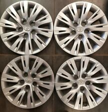 """A SET OF TOYOTA CAMRY 2007 2014 HUBCAPS WHEEL  RIM COVERS 16"""" P/N 42602-06091"""