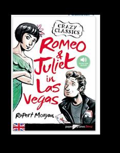 Romeo and Juliet in Las Vegas - Livre + mp3 (Broché) - LIVRE - NEUF