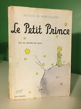 c1978 Le Petit Prince Antoine De Saint-Exupery The Little French Softcover