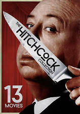 13-Film Hitchcock Collection DVD Farmer's Wife/Blackmail/Champagne/Rear Window