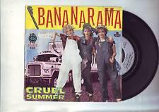 45 tours bananarama - cruel summer / summer dub