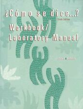 Como Se Dice Workbook Lab Manual