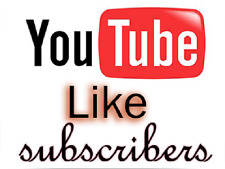 Youtube 3 subcribers,comments, real people