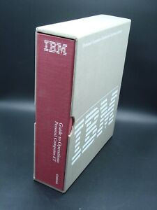 IBM Personal Computer AT - Guide to Operations - Disks - 6280066 - Sealed pages