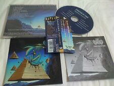 Praying Mantis / forever in time /Japan Ltd Cd Obi