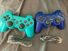 2 PS3 Wireless Controllers Double shock 3 III