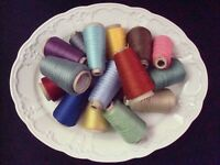 DMC EMBROIDERY FLOSS CONES New and Partial Yardage in Multiple Colors 301-3787
