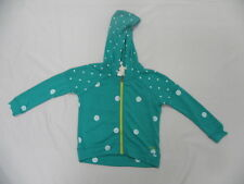 Roxy Small Love Aquamarine Girl Teenie Wahine Hoodie Sweater Sz 5