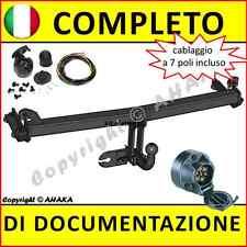 Gancio di traino fisso Seat Cordoba 1999-2002 + kit elettrico 7-poli Rimorchio