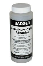 Badger Mini Sandblaster Aluminum Oxide Abrasive - 340 g