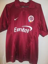Sparta Praha Prague 2003-2004 Home Football Shirt Size Extra Small /21859