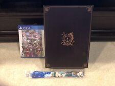 Dragon Quest XI ecos de una evasiva edad PS4 Edición de cartucho de tiempo perdido en Caja + Cordón