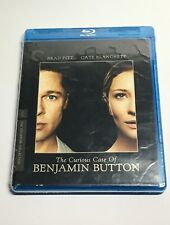 The Curious Case of Benjamin Button (Blu-ray movie 2-Disc Criterion) new sealed