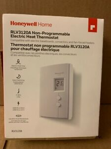 Honeywell Non-Programmable Line Volt Thermostat Electronic Thermostat