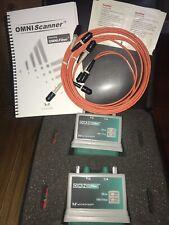 Fluke Microtest OMNIFIBER MM Fiber Modules OMNISCANNER