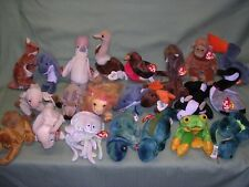 22 Different Beanie Baby Wild Animals Tags Intact - 1993 through 2000