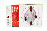 CJ LEWIS PAST,PRESENT&FUTURE MVCM-658 JAPAN CD OBI A#2305