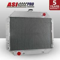 ASI 3Row Aluminum Radiator FOR FORD F100 F250 F350 V8 Bronco 1967-1981