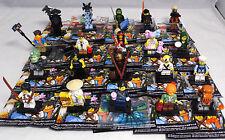 LEGO 71019 Ninjago Movie, 1 kompletter Satz = 20 Minifiguren NEU NEW