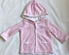 New Baby Girls Ralph Lauren reversible hoodie cardigan 3M