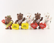 Berlin === 5 Bären Werbefiguren Maskottchen Tourismus Figuren
