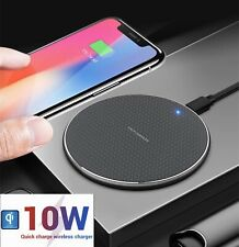 Wireless Phone Charger - Black