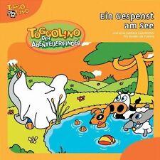 Toggolino der Abenteuerfinder Ein Gespenst am See/Der bulgarische Käsewur.. [CD]