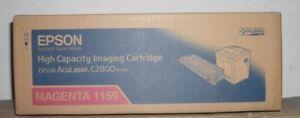 Epson 1159 Toner Imaging Cartridge magenta  Aculaser C2800  C13S051159 Karton C