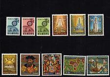 Lot Portugal ** - aus  1967 / 69 - KW 37,--  ( 25065  )