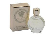 Versace Eros Pour Femme By Versace 0.17oz./5ml Edp Mini Splash Women  New In Box
