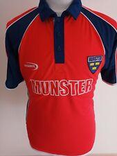 Munster Rugby Shirt (M) Lansdowne Ireland Jersey Trikot Maillot