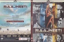Raajneeti (Hindi DVD) (2010) (English Subtitles) (Brand New Original DVD)