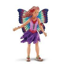 """Violet the Fairy Fantasies 4""""H Safari Ltd. #875029 Winged Fairy NIB!!"""