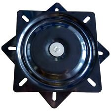 """10"""" Square Swivel Recliner Chair Furniture Ball Bearing Swivel Plate Replacement"""