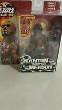 5 ROUND WORLD OF MMA CHAMPIONS QUINTON RAMPAGE JACKSON(061)