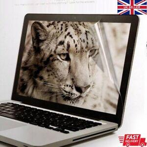 15.6 Inch Anti-Glare Laptop LCD Screen Guard Protector Mac PC Keyboard Silicone