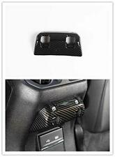 For 2018 Jeep Wrangler JL Silver ABS Back Row Window Switch Button Trim Cover