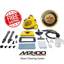 Vapamore MR-100 Primo Steam Cleaning Canister Cleaner System (Newest Model)