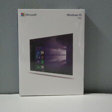 Microsoft Window 10 Pro USB 3.0 32/64 Bit Full Retail Version FQC-08788 Sealed