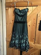 "Gorgeous Jane Norman Party, Wedding Guest Dress Size 8 Chest 32"" Bustier Dress"
